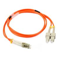 Best LC Simplex / Duplex Fiber Optic Patch Cord with Low Insertion Loss wholesale