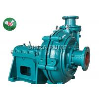China Mud Transfer  Fly Ash Horizontal Gear Pump Single Stage Wear Resistant 56m3 / H on sale