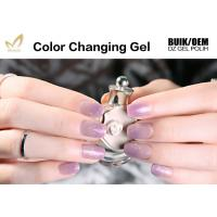 Best Healthy Thermal Mood Changing Gel Nail Polish Changes Colour With Temperature wholesale