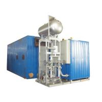 Best Industrial Horizontal Electric Thermal Oil Boiler High Efficiency , Automatic wholesale
