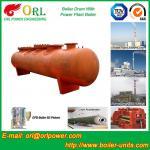 Best SA516GR70 Steel steam boiler mud drum ASME wholesale