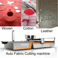 Quality Knit garments 2m Width Clothes Cutting Machine For Polo Shirt / Hoodie / Tank Top wholesale