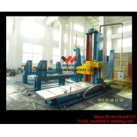 Best Automatic End Face Milling Machine 6KW 1200mm * 1500mm for H Beam / Box Beam Line wholesale