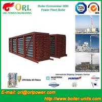 Best Hot Water Boiler Stack Economizer Economiser Tubes Anti Corrosion ASME Standard wholesale