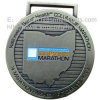 Best Custom metal Marathon finisher medals, metal half-Marathon awards medals wholesale, wholesale