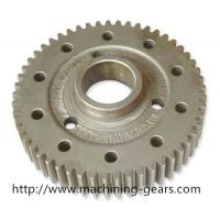 China Coal Mill Large Diameter Gears 0.005mm Machined Tolerance Abrasion Resistant on sale