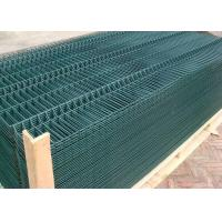 Best Heavy Duty Garden Wire Fencing / Welded Steel Wire Fencing Smooth Surface wholesale