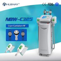 Best Cryo +RF+ cavitation in one 5 handles Cryo fat freezing machine for Europe wholesale
