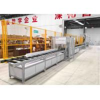 China Automatic busbar shrink film packing machine suit for heavy and long busbar packing on sale
