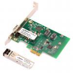 Quality 1000Mbps Gigabit Ethernet Desktop Computer Network Adapter 1G PCIex1 Fiber Optic Network Interface Cards wholesale
