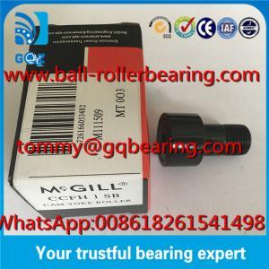 Best 1.0000 Roller Diameter Heavy Stud Type McGill CCFH 1 SB Cam Follower Bearing wholesale