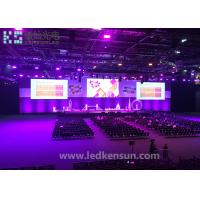 Best Repair Clear Vision P3.91 Indoor SMD LED Display Screen Hire High Definition For Live Show wholesale