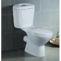 Best p-trap porcelain separate toilet bowl bathroom ceramic washdown toilet wc pan wholesale