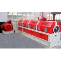 Best PLC Control PVC Cable Extruder Machine With Water Strand Pelletizing System wholesale