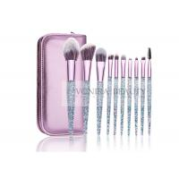 Best Gorgeous Shiny Essential Makeup Brushes Bright Facial Tools Custom Design wholesale