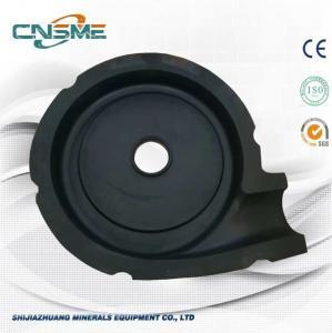 Best F6018R55 Slurry Pump Parts Rubber Frame Plate Liner For Acidic Slurry wholesale