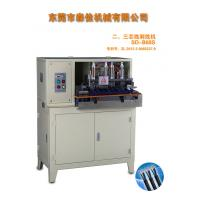 Quality 12-80mm Wire Straightening And Cutting Machine 2000-2200 Pcs / Hour wholesale