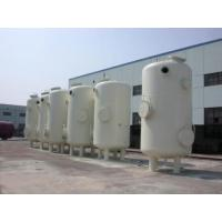 Best Custom Vertical Vacuum Receiver Tank , Stainless Steel Vacuum Storage Tanks wholesale