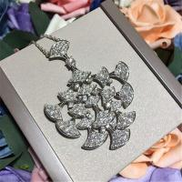 China Real low price and high quality jewels B Diamonds Necklace 18k gold Diamonds Diamond material SI H necklace on sale