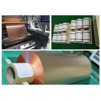 Best 0.015mm Rolled Copper Foil For Parallel Hybrid Electric Vehicle Battery wholesale