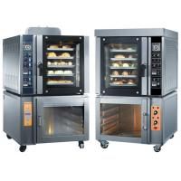 Best Steam Spray Commercial Baking Ovens Convection Toaster Oven With Proofer wholesale