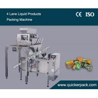 China Doy Bag Chocolates Candy Packing Machine with 4 Electric Scales on sale