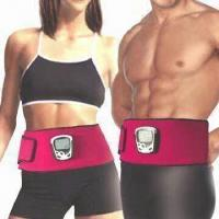 Best Slimming Neoprene Belts with LCD and Four Silicone Conducting Patches wholesale