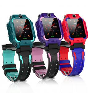 Best One Key SOS Dual Camera HS6620 Kids Touch Screen Smartwatch wholesale