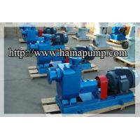 China Priming Centrifugal Oil Pump on sale