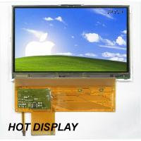 LCD Module  TFT  4.3inch   Resolution: 480*272 pixels