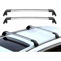 Best Universal Whisper Auto Roof Racks , Shark Style Roof Rack Rails Crossbars wholesale
