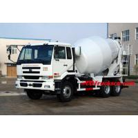 China 8 Cbm Nissan Ud Diesel Concrete Mixer Truck on sale