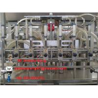 China sunflower oil filling machine on sale