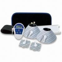 Best Three-in-one Deluxe EMS Massaging Set with Six Preset Mode Devices and Four Electrode Pads wholesale