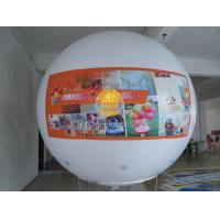 Best Customized Filled Advertising Helium Sphere Balloons with 0.18mm PVC Material wholesale