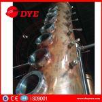 industrial alcohol membrane automatic distillation column process
