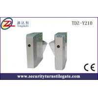 Best Smart card Flap Turnstile Access Control Turnstyle Gates for Subway wholesale