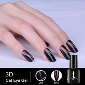 Best ISO22716 3D Non Toxic Black Nail Polish , Environmentally Friendly Nail Polish wholesale