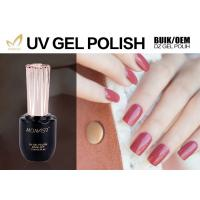 Best Customized Packing One Step Gel Nail Polish 3 In 1 High Gloss Finish wholesale