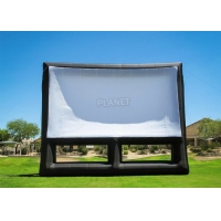 Best 0.4mm PVC Inflatable Movie Screen Billboard For Advertising wholesale