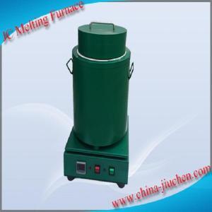 Best JC Portable Melting Furnace Small Induction Furnace 15kg Resistance Melting Furnace for S wholesale