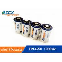 Best smart electric meter battery ER14250H 3.6V 1200mAh wholesale