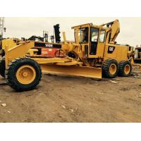 Best 10 Ton Second Hand Motor Grader Caterpillar 140H Japan Made Original Painting wholesale