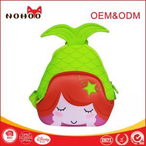 Cheap Lovely Ocean Serie Mermaid 3 - 6 Years Old Kids Book Bags For School OEM for sale
