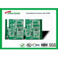 Best GPS Printed Circuit board  8layer FR4TG150 1.6MM Immersion Gold green solder mask wholesale