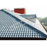 Best Plastic PVC composite easy installation, high strength roof tile wholesale