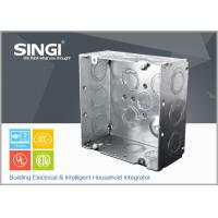Buy cheap Outdoor Waterproof Electrical Junction Boxes with UL , CE certified from wholesalers