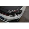 Cheap Unique Car Eyelids In Black Color For 2013 - 2015 Volkswagen Golf 7 wholesale