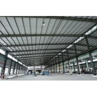 Best Prefabricated Steel Building Space Stadium Framework Q235B , Q345B Grade wholesale