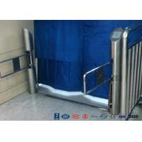 Intelligent Automatic Swing Barrier Gate With Aluminum Alloy Mechanism with